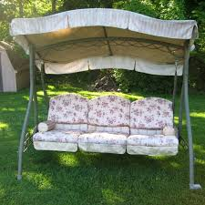 Patio Swing Covers Replacements Patio Swing Canopy Replacement Schwep