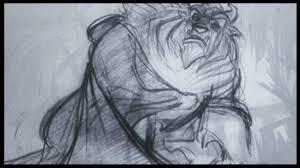 the art of glen keane beast