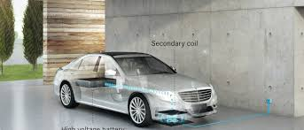 mercedes and mercedes and qualcomm team on wireless charging cars slashgear