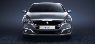 peugeot europe 2015 peugeot 508 facelifted with new led drls box design beams