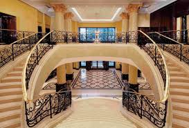 mansion home designs mansion house staircase home design dma homes 12858