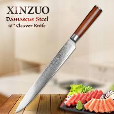 buying kitchen knives reviews 2017 xinzuo 10 inch cleaver knives excellent 10cr15comov