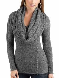 cowl sweater fall trend 10 cowl neck sweaters we