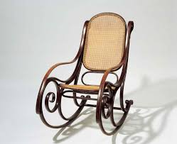 Bent Wood Rocking Chair Mechael Thonet Rocking Chair No 1 Arm Chair Pinterest