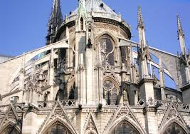 flying buttress tuesday tidbit notre dame s flying buttresses feels like home