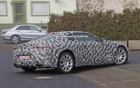 lexus concept coupe scoop 2017 lexus lc coupe keeps true to the lf lc concept