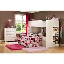 south shore logik 4 piece pure white twin kids bedroom set 3360a4 logik 4 piece pure white twin kids bedroom set