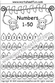 50 number chart free printable worksheets u2013 worksheetfun