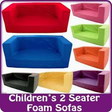 sofa für kinderzimmer kinder sofa bequem kleinkind schaumstoff jungen mädchen 2er