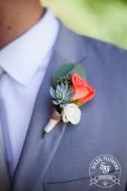 succulent boutonniere gray and gold wedding pink boutonniere boutonnieres and
