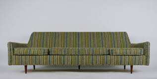 exceptional mid century sofa by homer tremulis for sale at 1stdibs