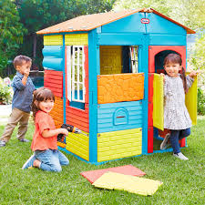 build a house little tikes