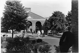 bentley college campus bentley university historic photograph collection digital