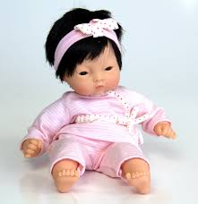 asian headband corolle doll 12 mon premier calin yang pajamas headband asian