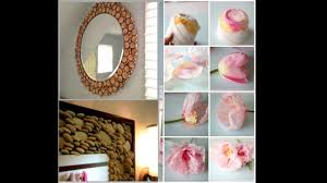 creative ideas home decor diy easy and creative home decor ideas youtube
