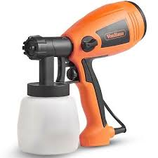 paint sprayer vonhaus 400w electric paint sprayer spray gun for painting