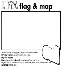 egypt map coloring page libya coloring page crayola com