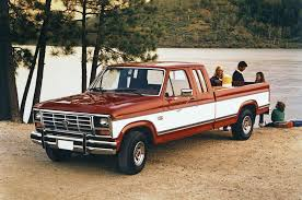 1985 ford f150 extended cab truck power and fuel economy through the years photo image gallery