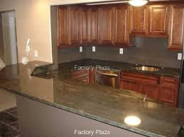 granite countertop custom kitchen cabinet design black galaxy