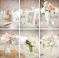 white wedding colour palette