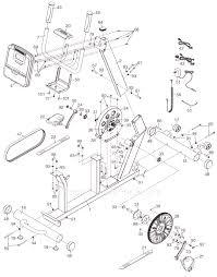 nordictrack ntex148071 parts list and diagram 400