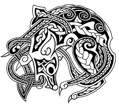 skadi ornament by wodenswolf on deviantart