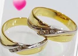 wedding ring gold wedding rings affordagold philippines