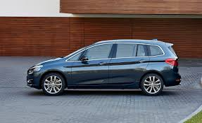 mpv car bmw 2 series gran tourer 2015 it u0027s munich u0027s first seven seat