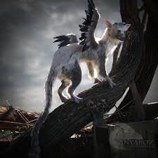 trico the last room guardian for auction by anyaboz on deviantart