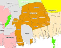 Suffolk County Map Precinct Map Nassau County Police Ny