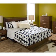 bedroom full size platform bed frame with headboard queen size