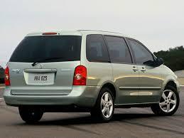 mazda car ratings 2003 mazda mpv crash test ratings