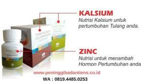 Obat Zinc jual paket obat peninggi badan tiens nhcp zinc asli harga termurah