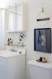 Bathroom Sink Accessories by House Tour A Small Boho Luxe Chicago Apartment Wall Hangings
