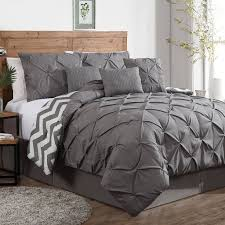 bedroom terrific black and gray bedding sets for full size bed