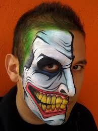 chester the jester spirit halloween the joker 2 by ronniemena on deviantart about face painting