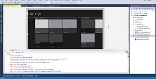 Free Spreadsheet For Windows 8 Using Visual Studio Templates For Designing Windows Store Apps