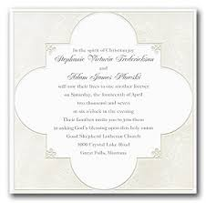Christian Wedding Cards Wordings Lake Wedding Invitation Wording Church Ceremony Yaseen For