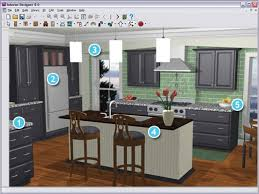 Online Home 3d Design Software Free by Free 3d Kitchen Cabinet Design Voluptuo Us