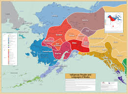 Alaska State Map by Alaska Census And Population Maps