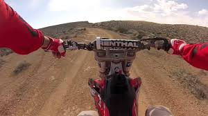 motocross biking dirt bike gopro chest mount test youtube