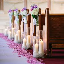 wedding pew decorations emejing wedding church decoration ideas images styles ideas