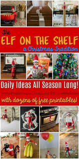 frugal coupon living as seen on dr phil stretching your elf on the shelf ideas