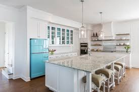 Beach House Decorating Ideas Photos by Gorgeous Beach House Style 55 Beach Cottage Kitchens Ideas 16340