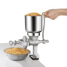 Kitchen Crank Recipe Old Fashioned Corn Grinder Discount Grain Grinder Mill Best