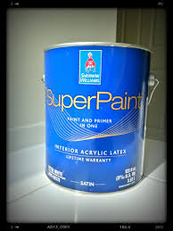 sherwin williams superpaint paint and primer in one acrylic latex
