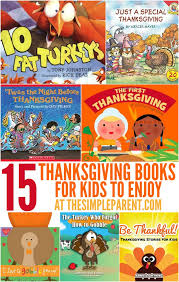 15 thanksgiving books for