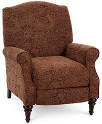 not red but pretty and a recliner and great price paige fabric