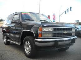 Upholstery Wenatchee 1993 Chevrolet Blazer 2dr Silverado 4wd Suv In East Wenatchee Wa