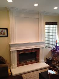 floor to ceiling mantel u0026 wainscot in chino hills vrieling